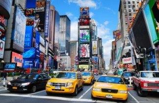 I Love New York con coordinador desde Madrid. Viaje Singles