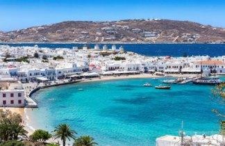 Crucero Islas Griegas+Sicilia+Malta con Beach Party en Mikonos. Viaje Single