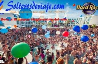 Verano single de lujo en el Hard Rock Hotel de Ibiza