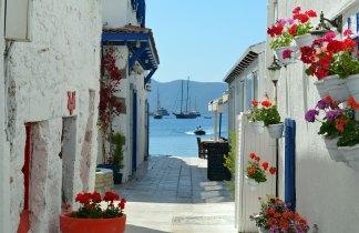 Turquia: Bodrum, la bella perla del Egeo