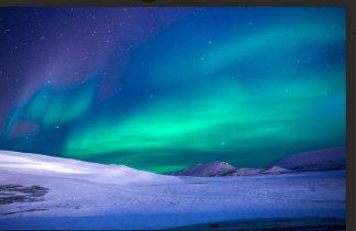 Fantasias de Invierno y Auroras Boreales